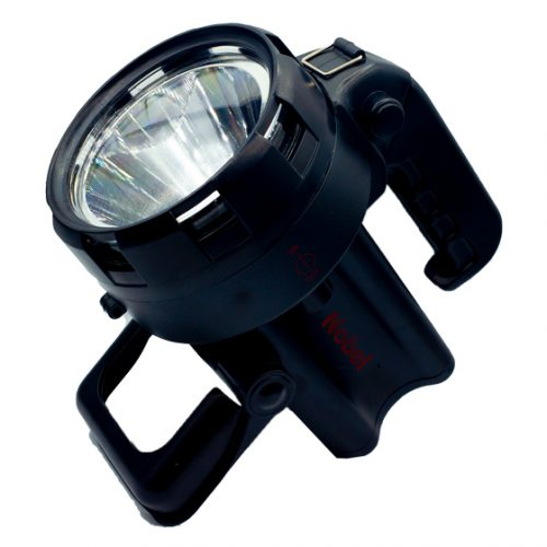 NOBEL - Lampe torche à halogène