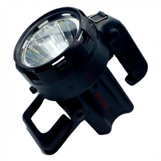 Lampe torche à halogène